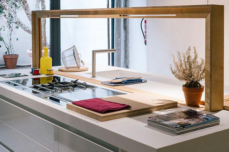 La Cocina el Alma de la Casas Modernas