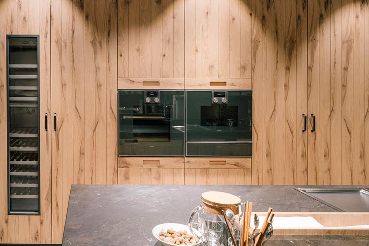 La madera, una tendencia que hace aún más cálida la experiencia en la cocina