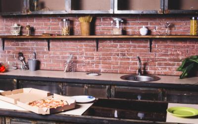 ¿Fan del estilo urbano? Descubre como tener una cocina «city»